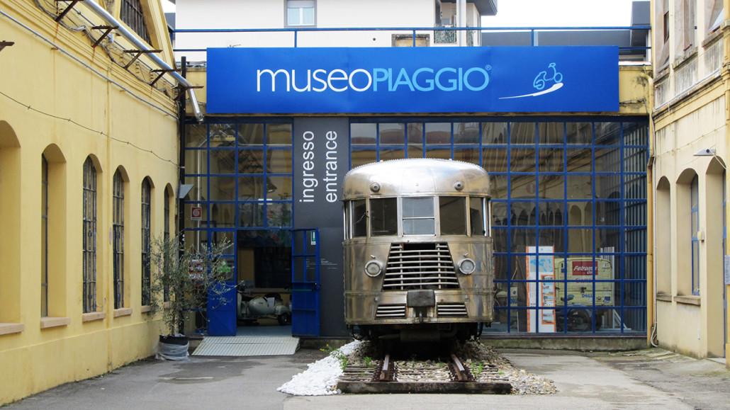 Pontedera 2 - Museo Piaggio 720